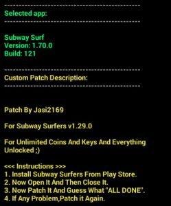 Subway Surf Cheat