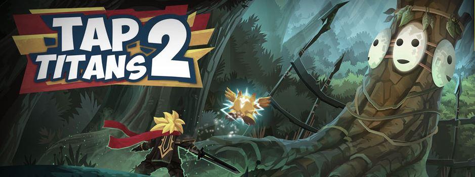 Tap Titans 2 mod apk (3 2 2) » GameCheetah org