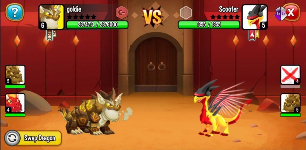 Dragon City gems hack